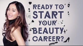 Ready to start your beauty career? ✧